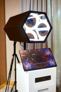 Фотобудка калейдоскоп