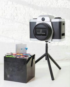 Фотобудка фотоаппарат