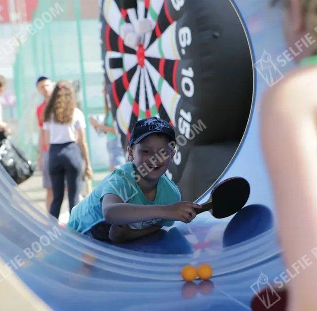 Настольный Теннис 3D на прокат