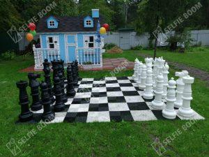 Аренда гигантских шахмат