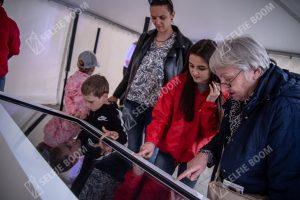прокат интерактивного стола для выставки