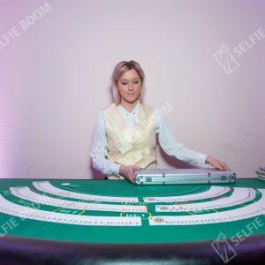 Выездное казино в Москве аренда столов