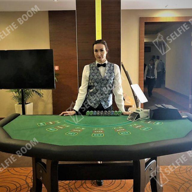 Выездной покер казино на корпоратив