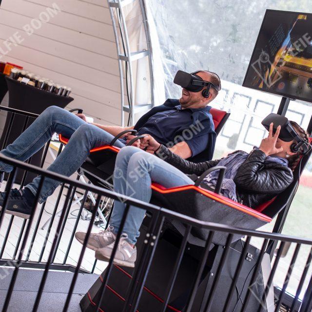Виртуальная реальность 2 участника