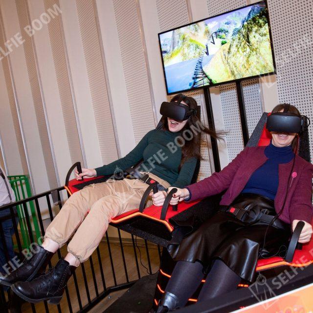 VR рифтер на 2 участника в аренду