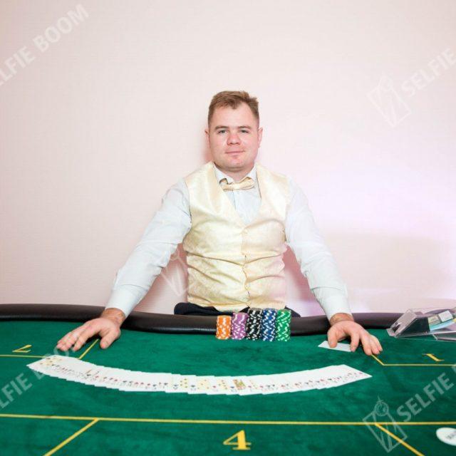 Прокат стола для техасского покера