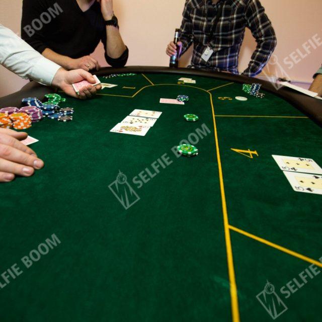 Стол для игры в покер в аренду