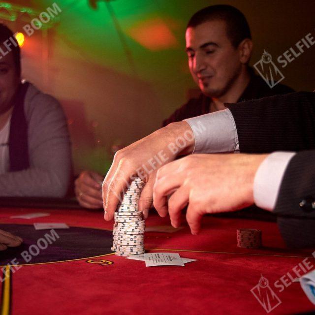 Аренда выездного покера