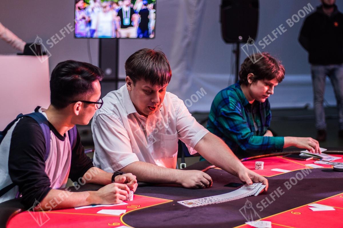 Выездной покер холдэм на мероприятие