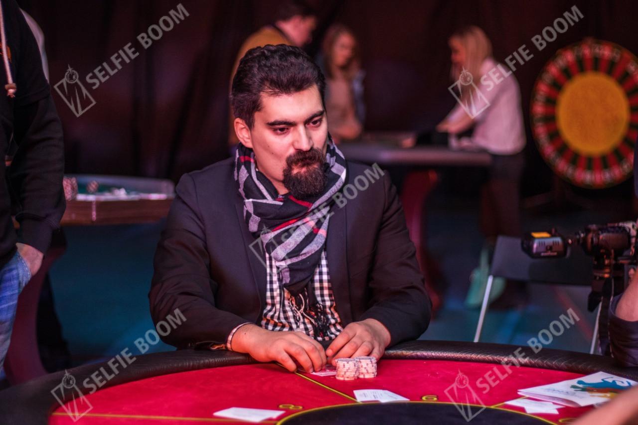Аренда покерного стола
