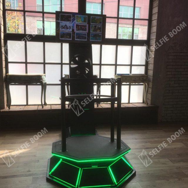платформа с VR очками