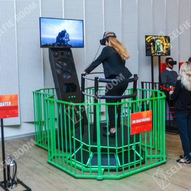 VR платформа на прокат