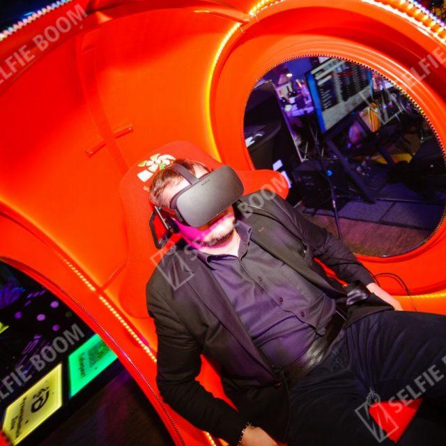 Прокат аттракционов виртуальной реальности