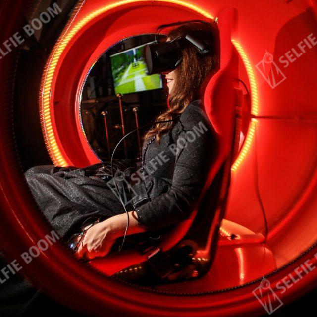 Шаттл с очками VR на прокат