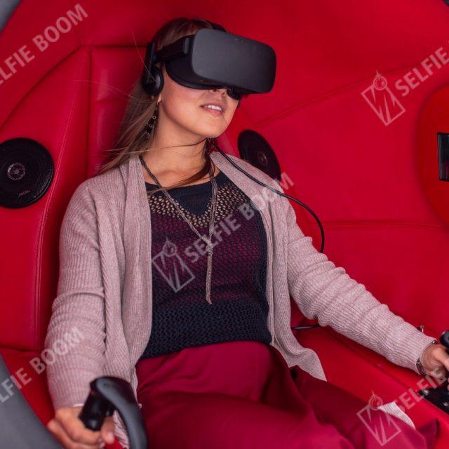 VR кресло на прокат
