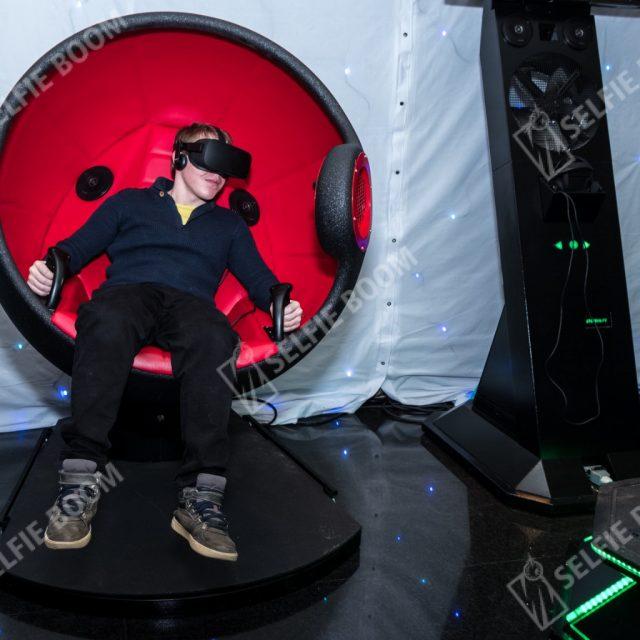 VR капсула в в аренду