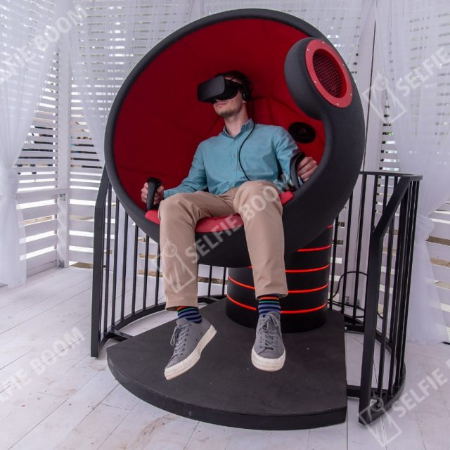 VR капсула в аренда на корпоратив