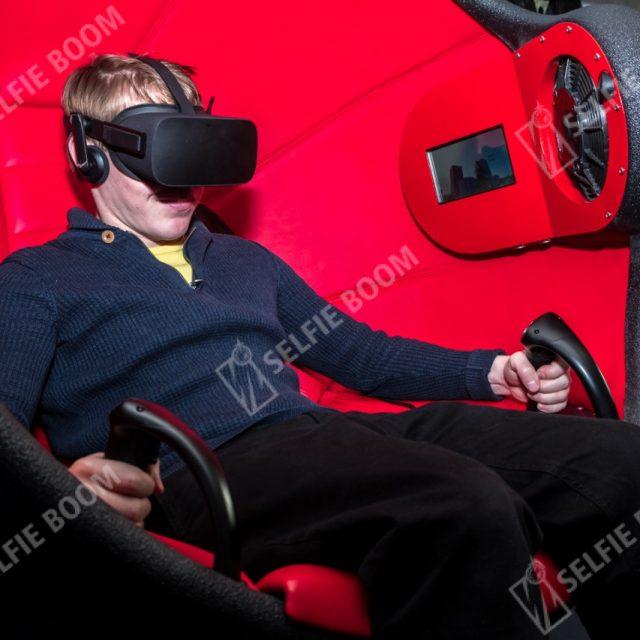 VR шаттл на мероприятие