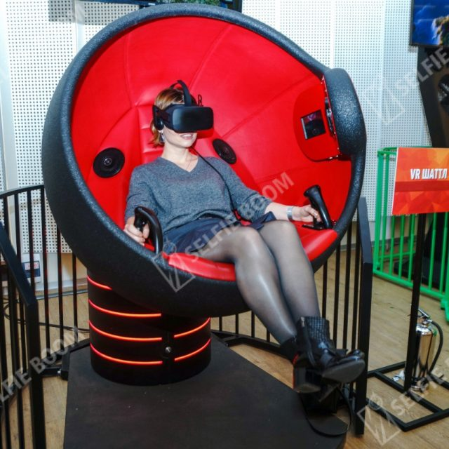 Аренда шаттла VR на корпоратив