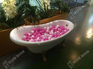 Аренда ванны с шарами в Москве