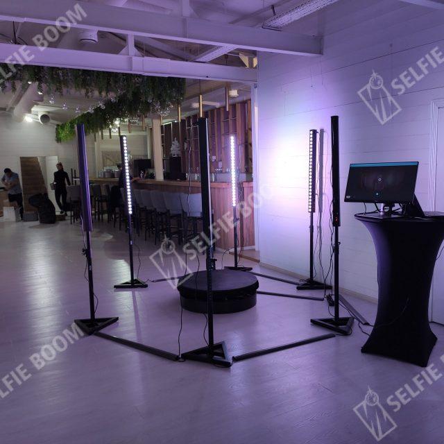 Селфи 360 аренда в Москве