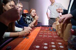Аренда винного казино на корпоратив