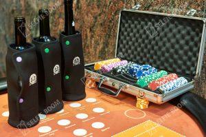 Проведение винного казино на мероприятии