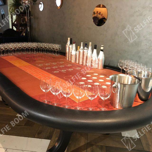 Проведение дегустации винное казино
