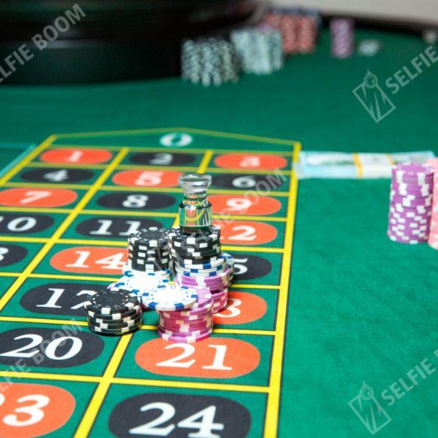 Выездное казино Американская рулетка в аренду