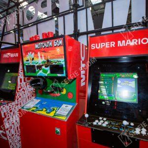 Игровые автоматы ретро на прокат