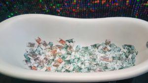 Денежная ванна в аренду