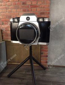 Современная фотозона фотоаппарат в аренду