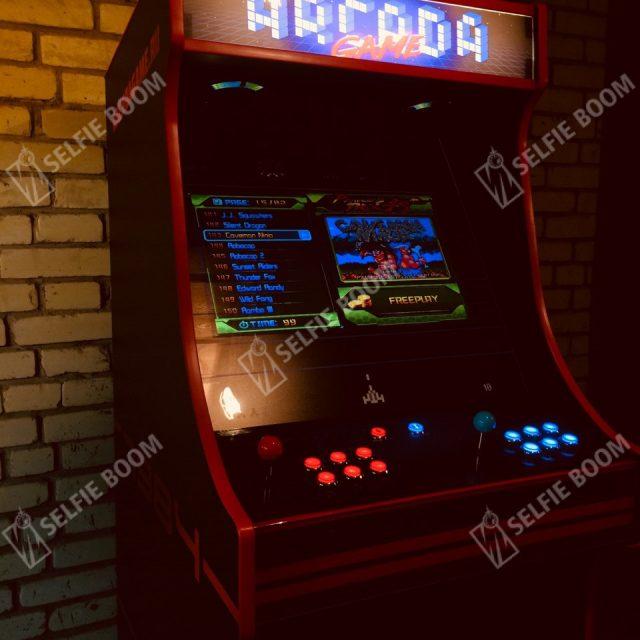 Игровой автомат напрокат