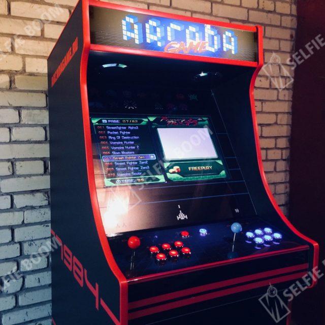 аттракцион игровой автомат на мероприятие