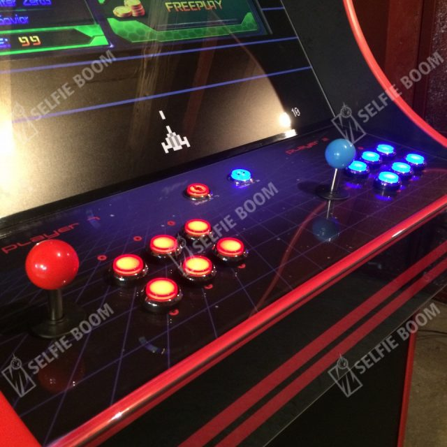 Игровой автомат аркада ретро