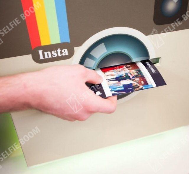 Заказать фотозону Instaprinter