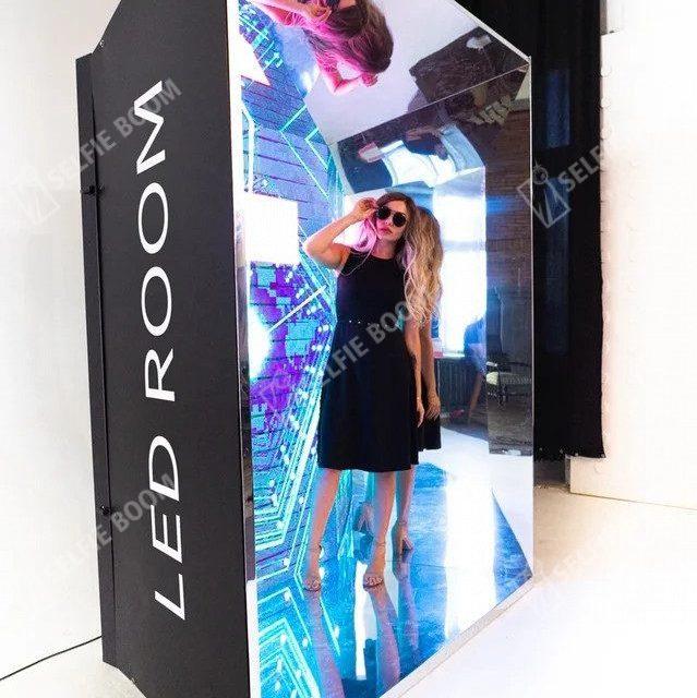 Аренда фотозоны led room