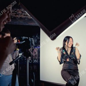 Аренда фотозоны флипбук на мероприятие