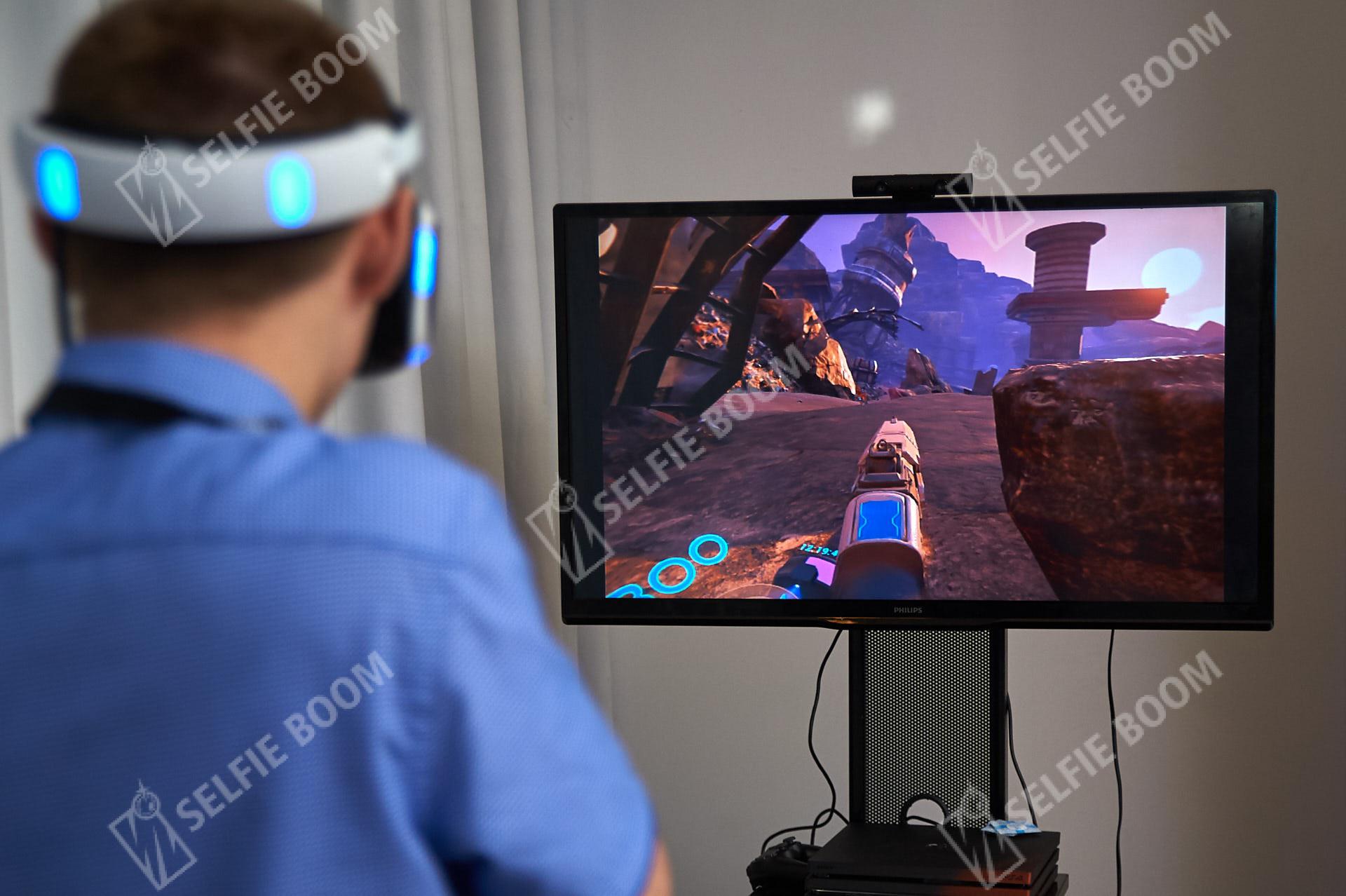 Очки виртуальной реальности в аренду