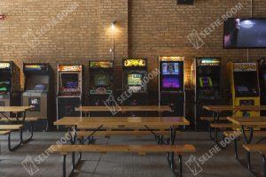 Аренда Ретро игровых автоматов аркада