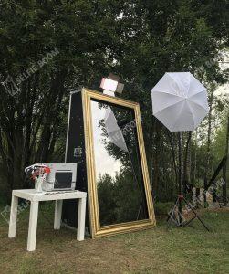 Селфи зеркало с рамкой на прокат