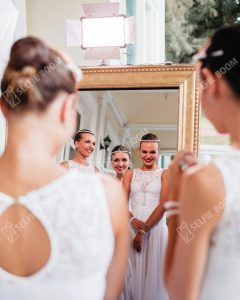 Прокат selfi зеркала на свадьбу