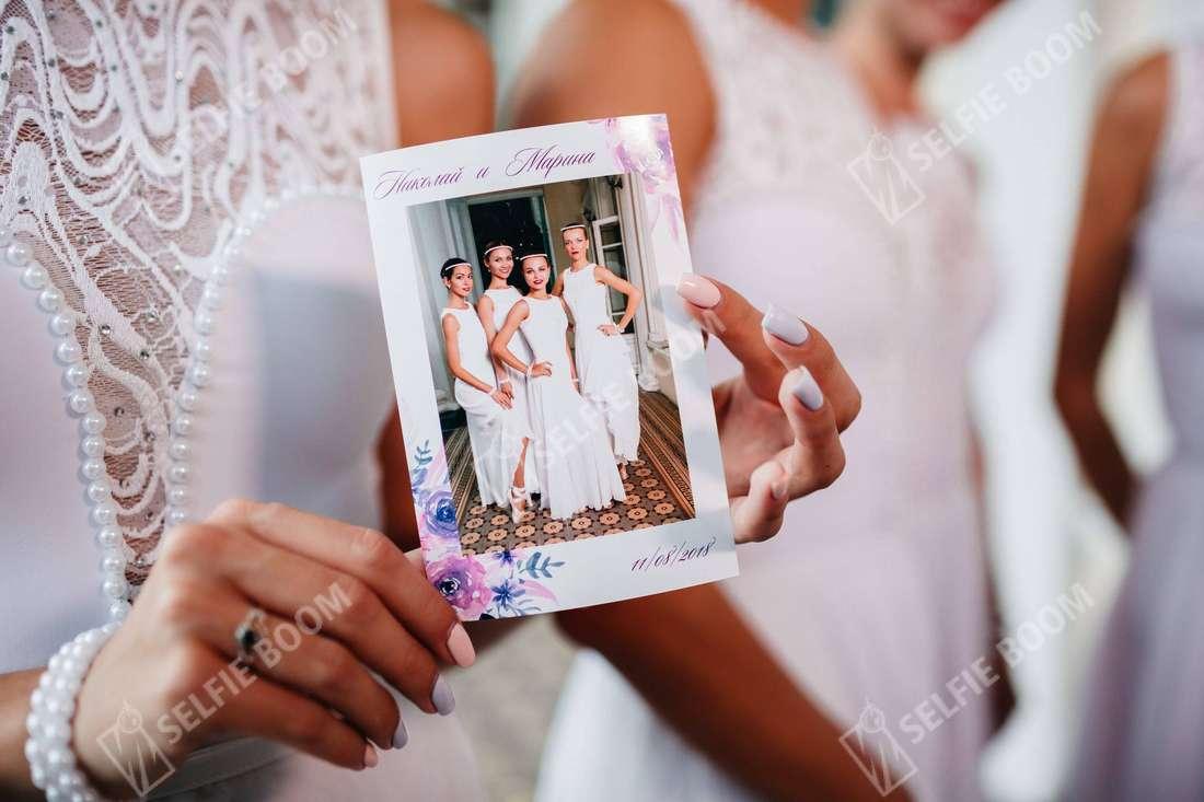 Прокат фотозоны на свадьбу