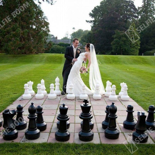 Гигантские шахматы в аренду на праздник