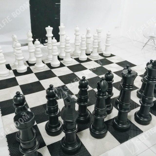 Гигантские шахматы в аренду