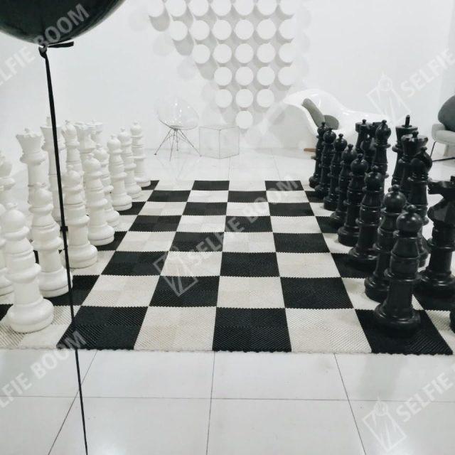 Заказать гигантские шахматы