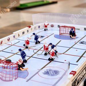 Настольный хоккей напрокат