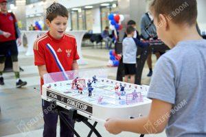 Настольный хоккей на мероприятие