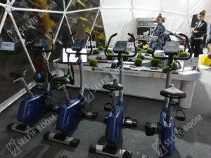 Велотренажеры с трассой в аренду