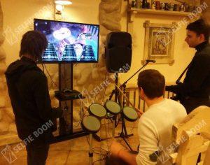 Игровая приставка Guitar Hero